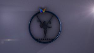 Moichrija Butterfly Logo